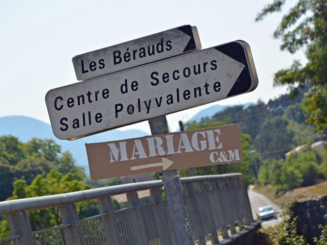 Le mariage de Mikaël et Cristelle à Noyers-sur-Jabron, Alpes-de-Haute-Provence 59