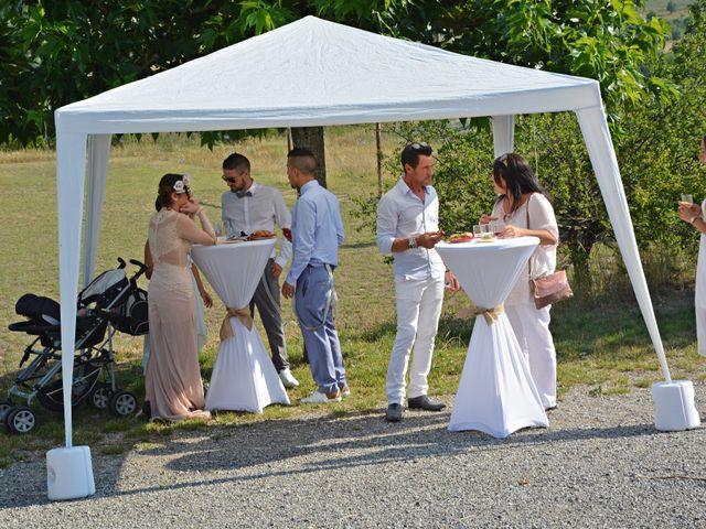 Le mariage de Mikaël et Cristelle à Noyers-sur-Jabron, Alpes-de-Haute-Provence 64