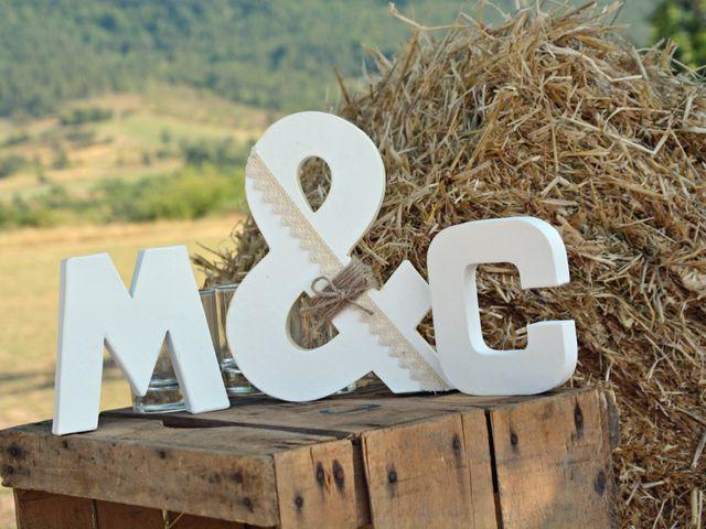 Le mariage de Mikaël et Cristelle à Noyers-sur-Jabron, Alpes-de-Haute-Provence 75