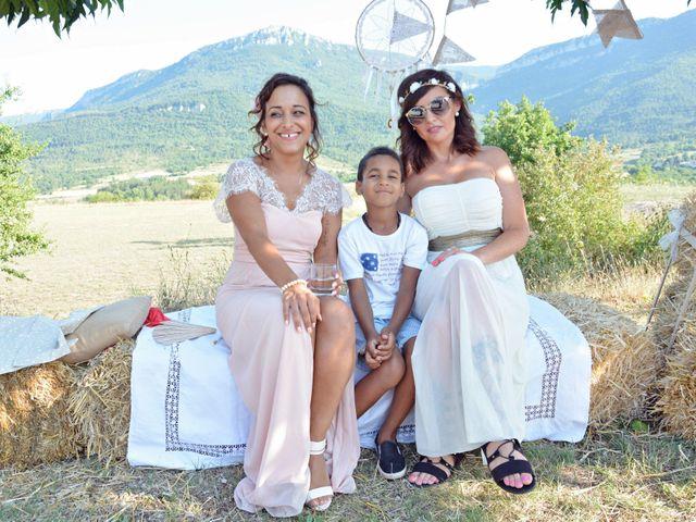 Le mariage de Mikaël et Cristelle à Noyers-sur-Jabron, Alpes-de-Haute-Provence 79
