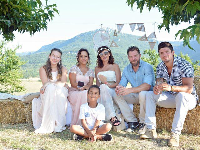 Le mariage de Mikaël et Cristelle à Noyers-sur-Jabron, Alpes-de-Haute-Provence 80