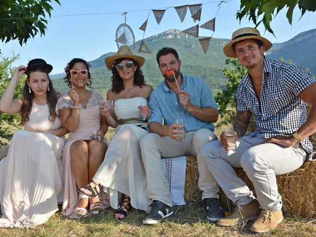 Le mariage de Mikaël et Cristelle à Noyers-sur-Jabron, Alpes-de-Haute-Provence 81