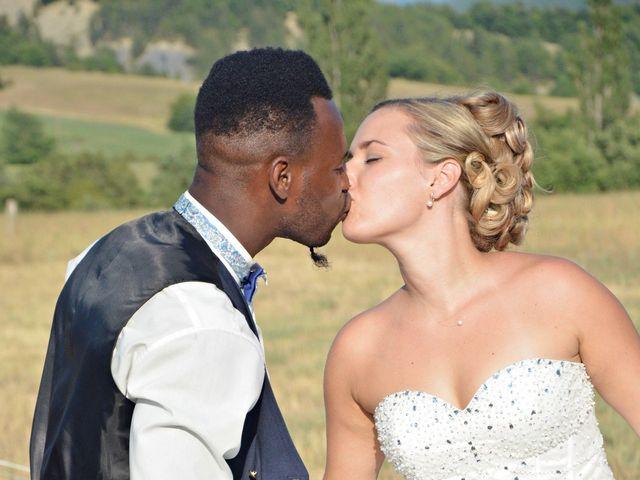 Le mariage de Mikaël et Cristelle à Noyers-sur-Jabron, Alpes-de-Haute-Provence 100