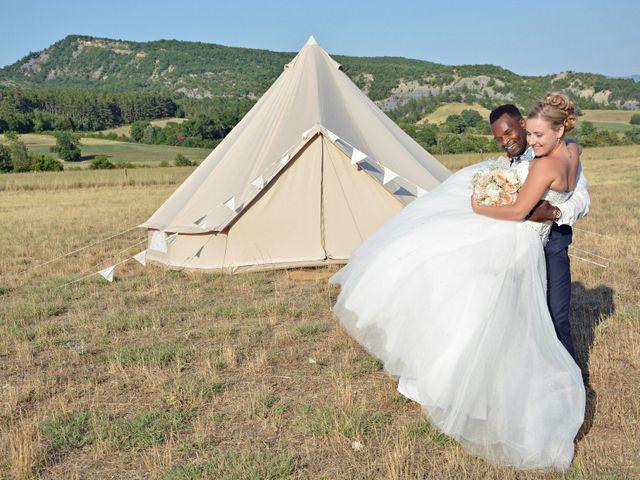 Le mariage de Mikaël et Cristelle à Noyers-sur-Jabron, Alpes-de-Haute-Provence 101