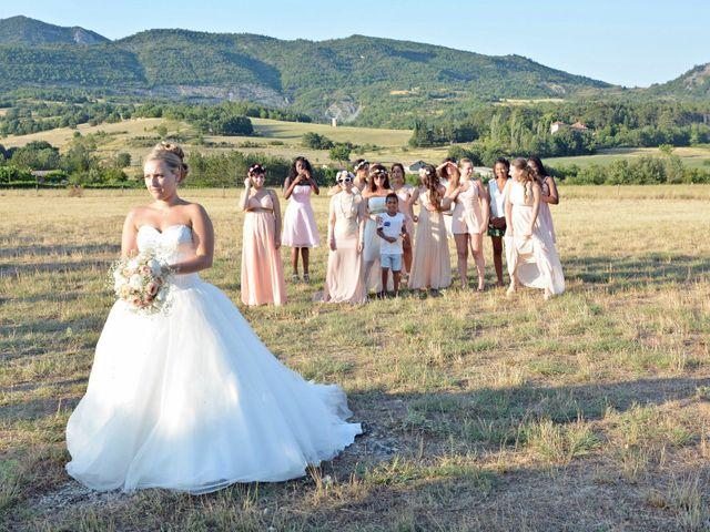 Le mariage de Mikaël et Cristelle à Noyers-sur-Jabron, Alpes-de-Haute-Provence 104