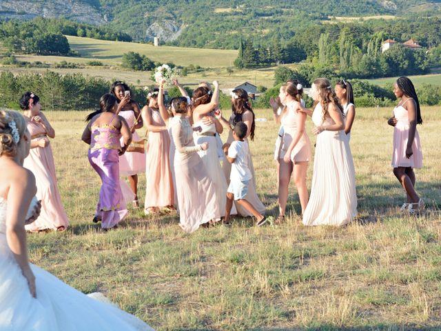 Le mariage de Mikaël et Cristelle à Noyers-sur-Jabron, Alpes-de-Haute-Provence 106