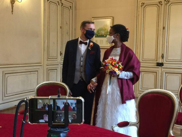 Le mariage de Samuel et Maeva à Louviers, Eure 3