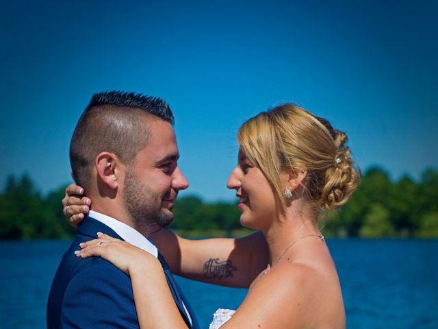 Le mariage de Joriss et Audrey à Vaulx-Milieu, Isère 9