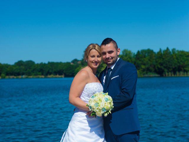 Le mariage de Joriss et Audrey à Vaulx-Milieu, Isère 12