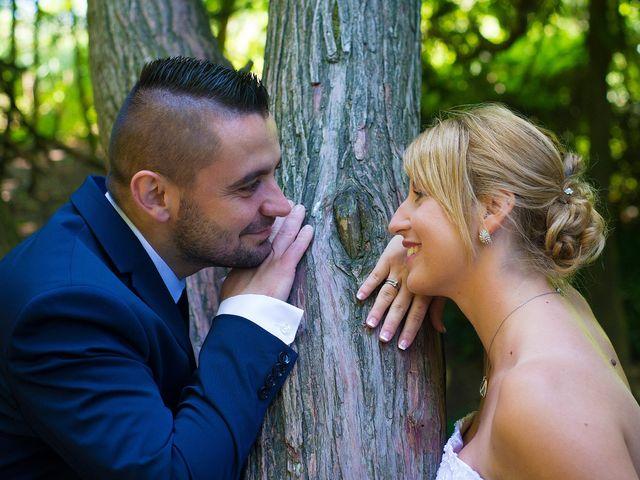 Le mariage de Joriss et Audrey à Vaulx-Milieu, Isère 13