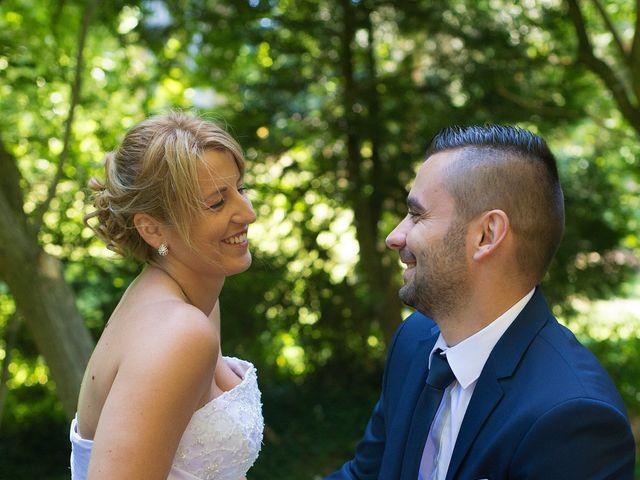 Le mariage de Joriss et Audrey à Vaulx-Milieu, Isère 14