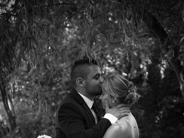 Le mariage de Joriss et Audrey à Vaulx-Milieu, Isère 15