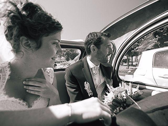 Le mariage de Flavien et Stéphanie à La Chaize-le-Vicomte, Vendée 5