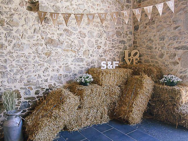 Le mariage de Flavien et Stéphanie à La Chaize-le-Vicomte, Vendée 6