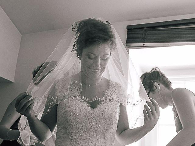 Le mariage de Flavien et Stéphanie à La Chaize-le-Vicomte, Vendée 13