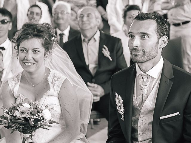 Le mariage de Flavien et Stéphanie à La Chaize-le-Vicomte, Vendée 16