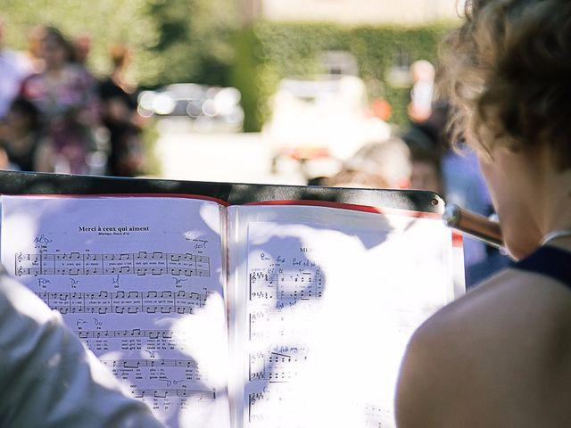 Le mariage de Flavien et Stéphanie à La Chaize-le-Vicomte, Vendée 23