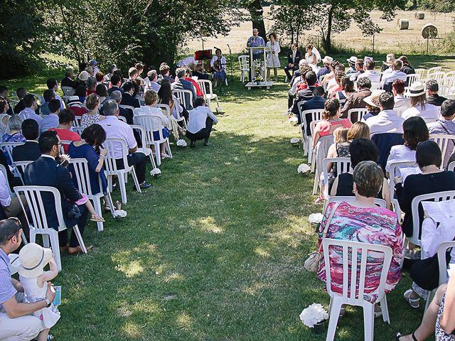 Le mariage de Flavien et Stéphanie à La Chaize-le-Vicomte, Vendée 24