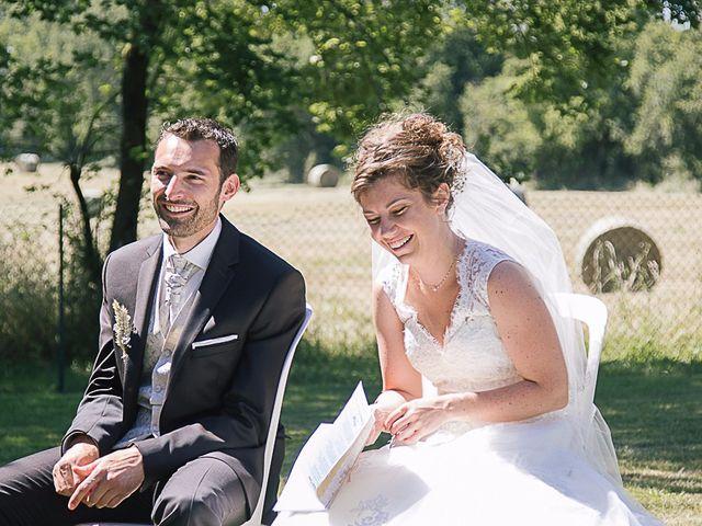 Le mariage de Flavien et Stéphanie à La Chaize-le-Vicomte, Vendée 25
