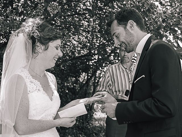 Le mariage de Flavien et Stéphanie à La Chaize-le-Vicomte, Vendée 26