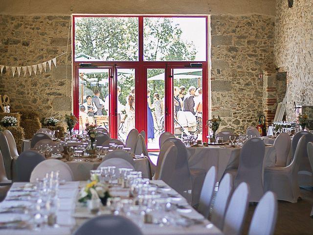 Le mariage de Flavien et Stéphanie à La Chaize-le-Vicomte, Vendée 30