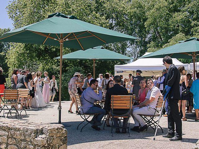 Le mariage de Flavien et Stéphanie à La Chaize-le-Vicomte, Vendée 32