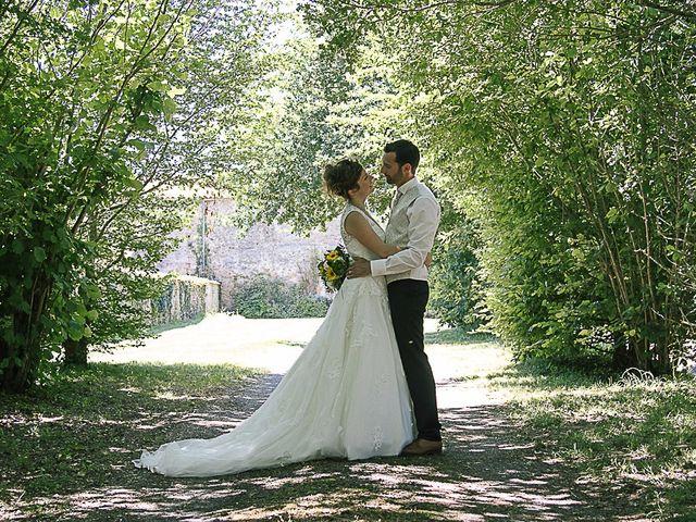 Le mariage de Flavien et Stéphanie à La Chaize-le-Vicomte, Vendée 35