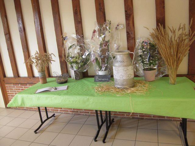 Le mariage de Franck et Emilie à Mesnil-Panneville, Seine-Maritime 6