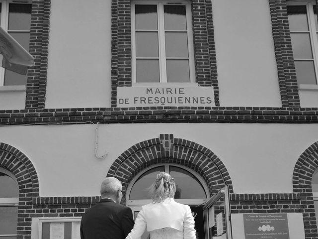 Le mariage de Franck et Emilie à Mesnil-Panneville, Seine-Maritime 1