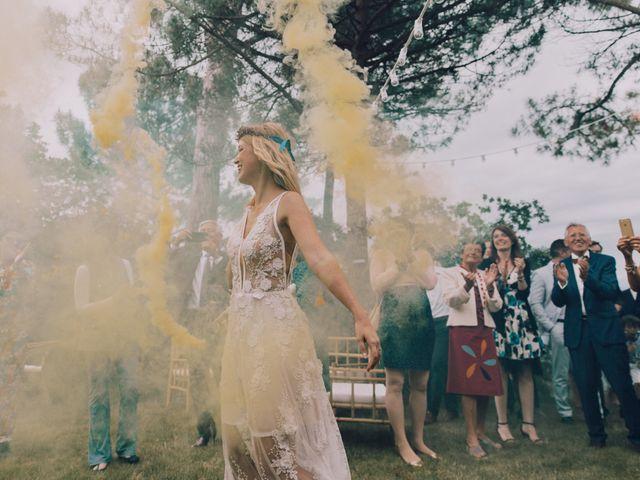 Le mariage de Cédric et Fanny à Lanton, Gironde 8