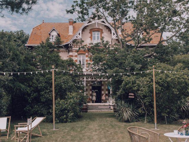 Le mariage de Cédric et Fanny à Lanton, Gironde 17