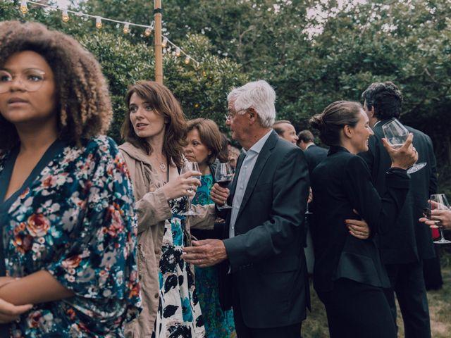 Le mariage de Cédric et Fanny à Lanton, Gironde 24