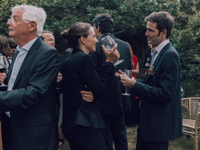 Le mariage de Cédric et Fanny à Lanton, Gironde 25