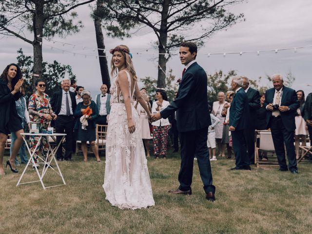 Le mariage de Cédric et Fanny à Lanton, Gironde 27