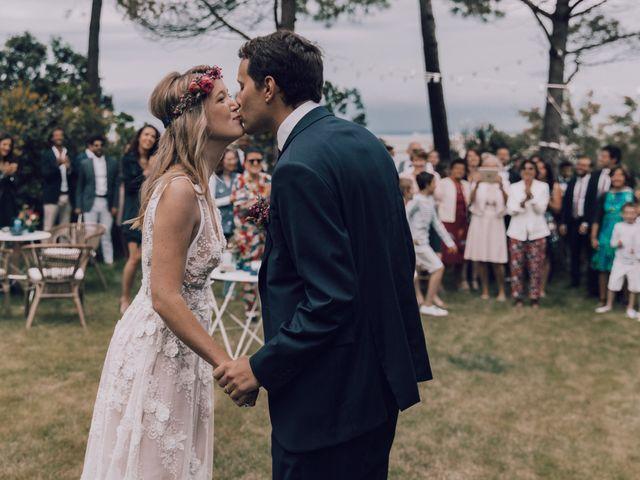 Le mariage de Cédric et Fanny à Lanton, Gironde 28