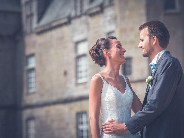 Le mariage de Henri et Claire-Léa à Saint-Marc-le-Blanc, Ille et Vilaine 7