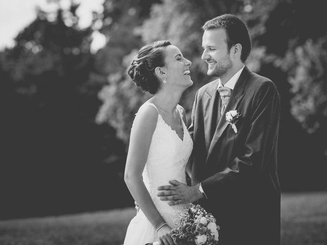 Le mariage de Henri et Claire-Léa à Saint-Marc-le-Blanc, Ille et Vilaine 8