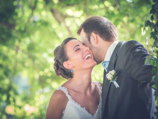 Le mariage de Henri et Claire-Léa à Saint-Marc-le-Blanc, Ille et Vilaine 10