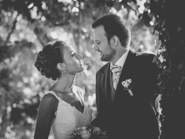 Le mariage de Henri et Claire-Léa à Saint-Marc-le-Blanc, Ille et Vilaine 11