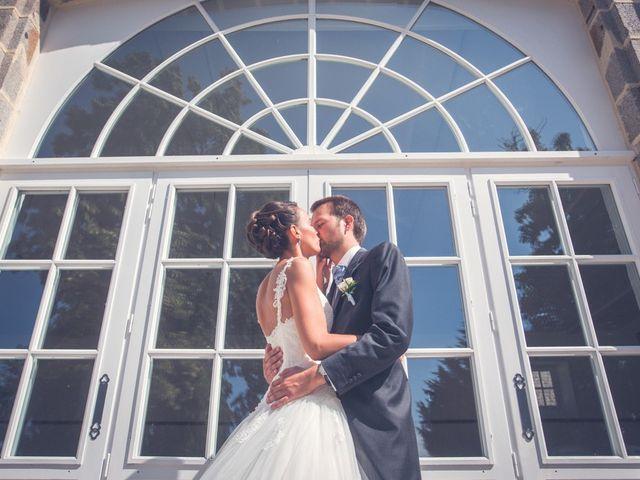 Le mariage de Henri et Claire-Léa à Saint-Marc-le-Blanc, Ille et Vilaine 14