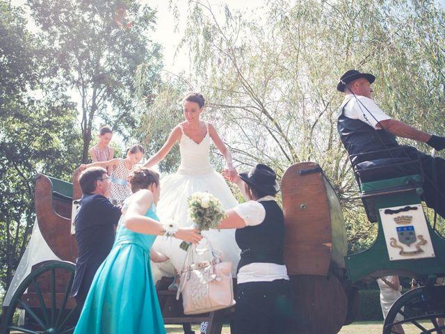 Le mariage de Henri et Claire-Léa à Saint-Marc-le-Blanc, Ille et Vilaine 16