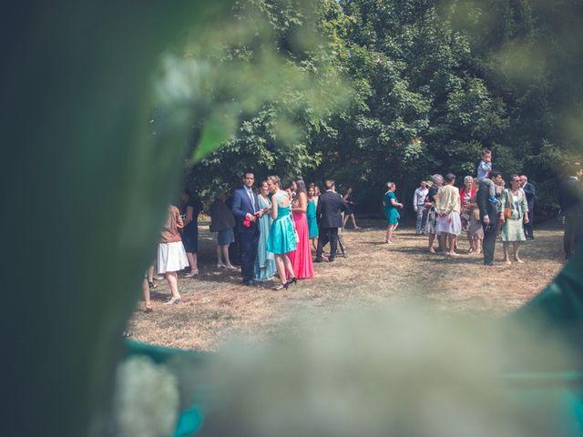 Le mariage de Henri et Claire-Léa à Saint-Marc-le-Blanc, Ille et Vilaine 19