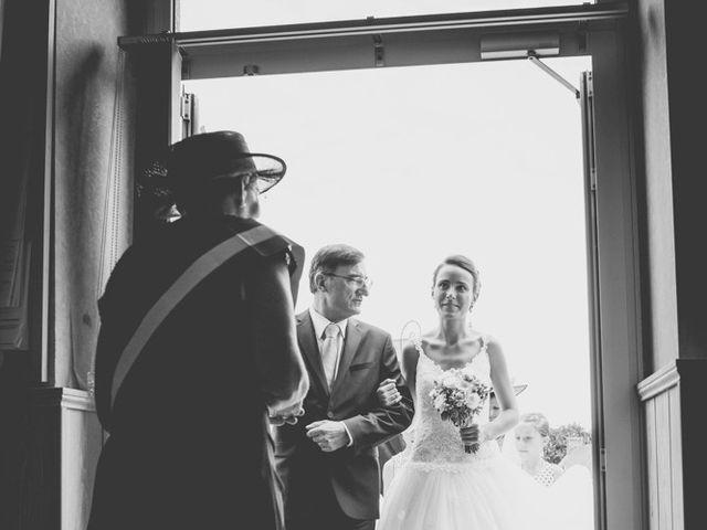 Le mariage de Henri et Claire-Léa à Saint-Marc-le-Blanc, Ille et Vilaine 23