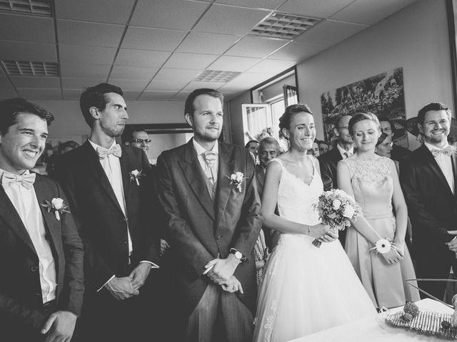 Le mariage de Henri et Claire-Léa à Saint-Marc-le-Blanc, Ille et Vilaine 27