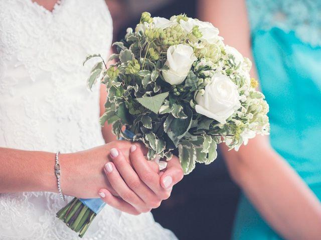 Le mariage de Henri et Claire-Léa à Saint-Marc-le-Blanc, Ille et Vilaine 28