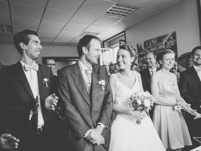 Le mariage de Henri et Claire-Léa à Saint-Marc-le-Blanc, Ille et Vilaine 30