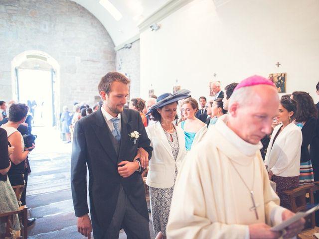 Le mariage de Henri et Claire-Léa à Saint-Marc-le-Blanc, Ille et Vilaine 34