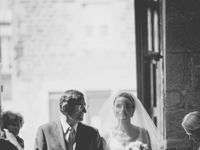 Le mariage de Henri et Claire-Léa à Saint-Marc-le-Blanc, Ille et Vilaine 35