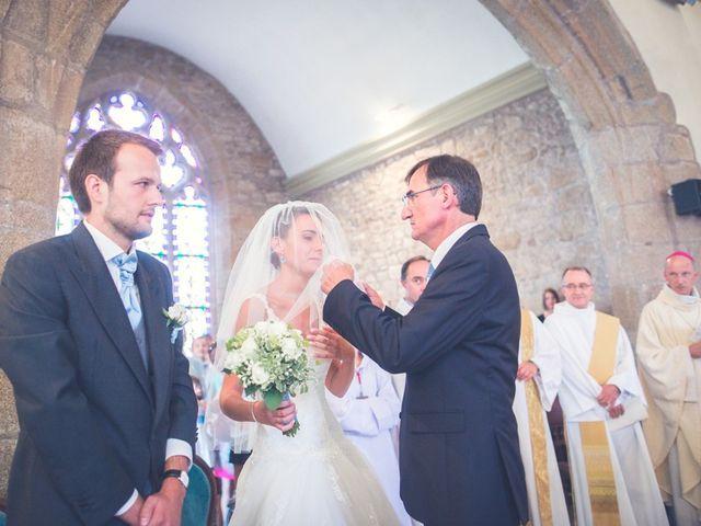 Le mariage de Henri et Claire-Léa à Saint-Marc-le-Blanc, Ille et Vilaine 37