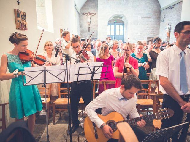 Le mariage de Henri et Claire-Léa à Saint-Marc-le-Blanc, Ille et Vilaine 38